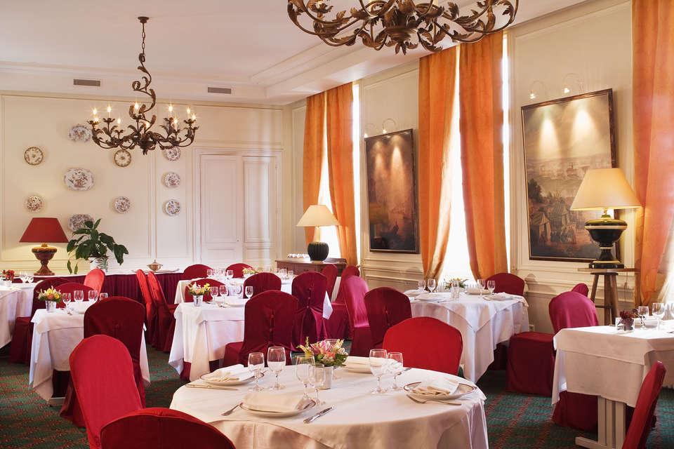 Hôtel La Petite Verrerie - Restaurant