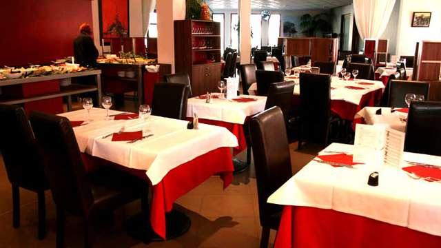 The Originals City Hotel Ascotel Lille Est Grand Stade Inter-Hotel