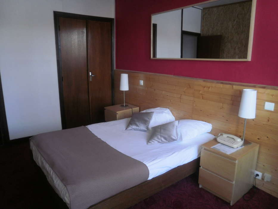 Hôtel Les Mouflons - Chambre standard