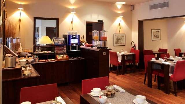 Hotel Roosevelt - Buffet PDJ
