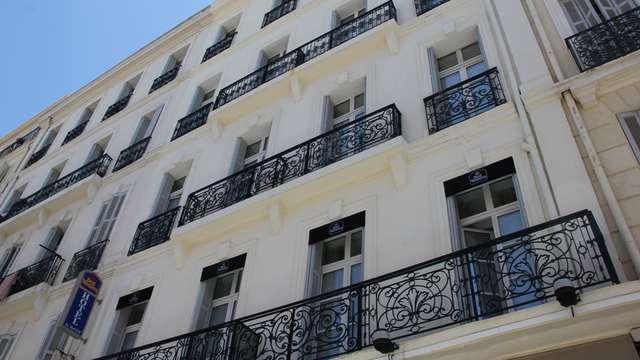 Best Western Hotel du Mucem - facade