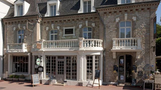 The Originals Boutique Hotel O Gayot Bagnoles-de-l Orne Inter-Hotel