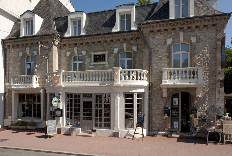The Originals Boutique, Hôtel Ô Gayot, Bagnoles-de-l'Orne (Inter-Hotel) - _0015850.jpg