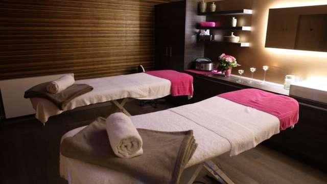 1 Massage relaxant pour 2 adultes
