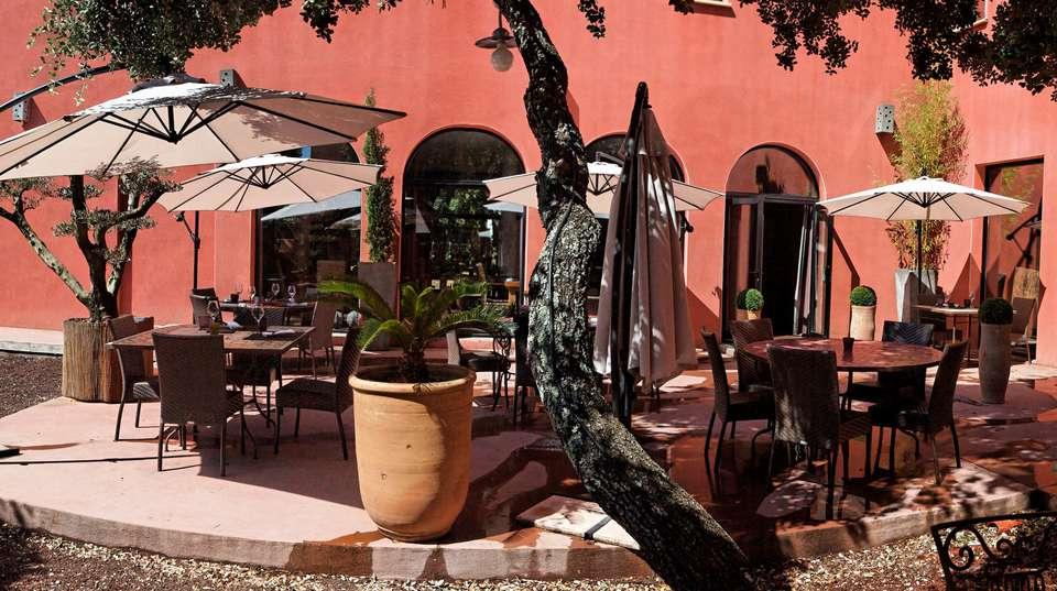 Hôtel Disini Montpellier Est, The Originals Relais (Relais du Silence) - Terrasse