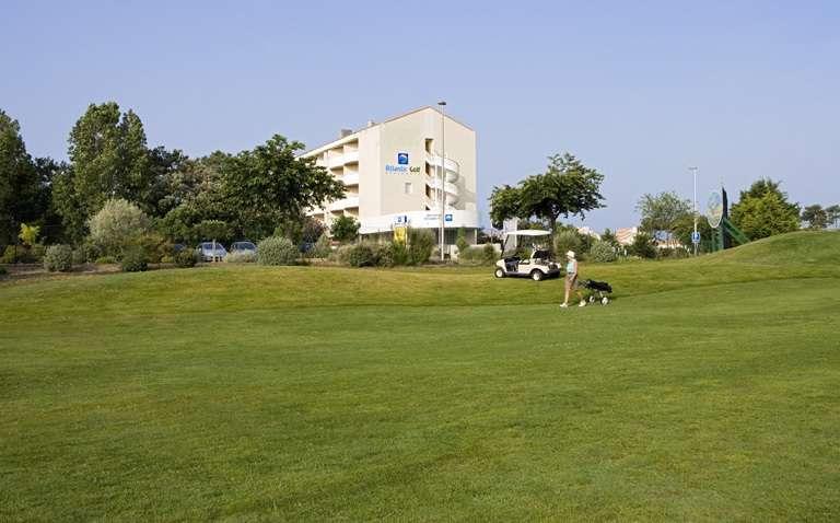 Résidence Atlantic Golf Valdys - Façade