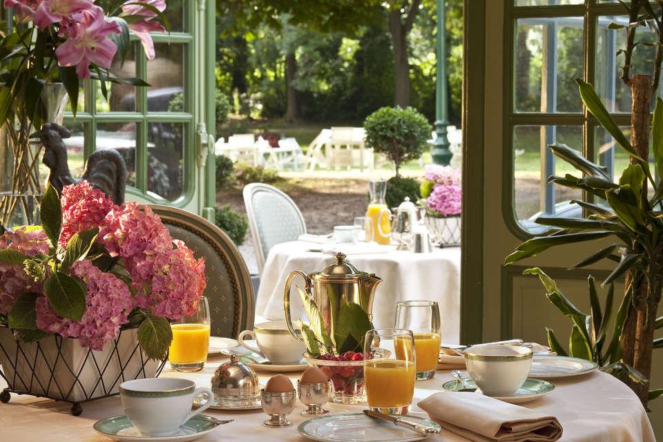La Chartreuse du Val Saint Esprit  - Breakfast