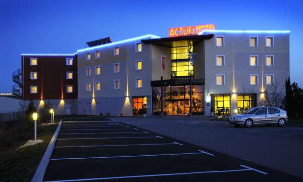 The Originals Boutique, Actuel Hôtel, Saint-Etienne Aéroport (Qualys-Hotel) - Front