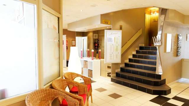 The Originals Boutique Hotel Neptune Berck-sur-Mer Inter-Hotel