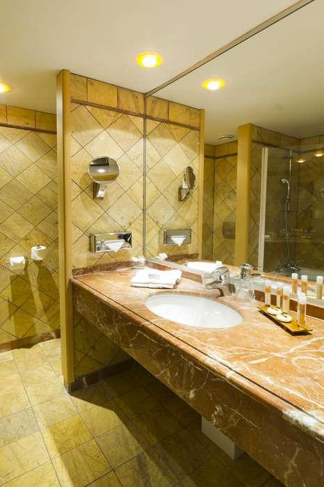 Hôtel Nice Riviera - Salle de bain