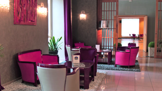 Best Western Poitiers Centre Le Grand Hotel - P