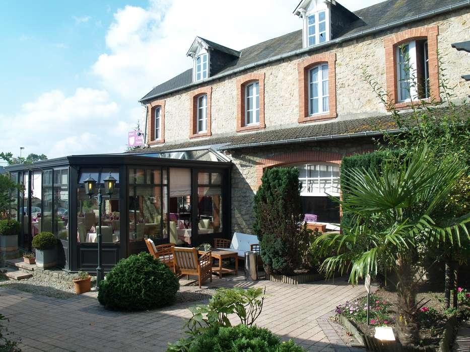 L'Auberge Normande - Terrasse