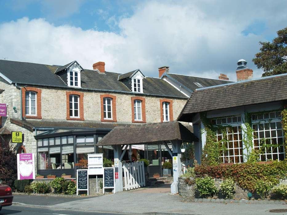 L'Auberge Normande - L_auberge_Normande_facade3.JPG