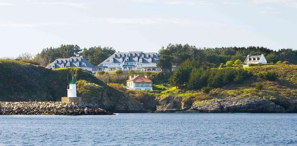 Belle Ile En Mer Hotel De Charme