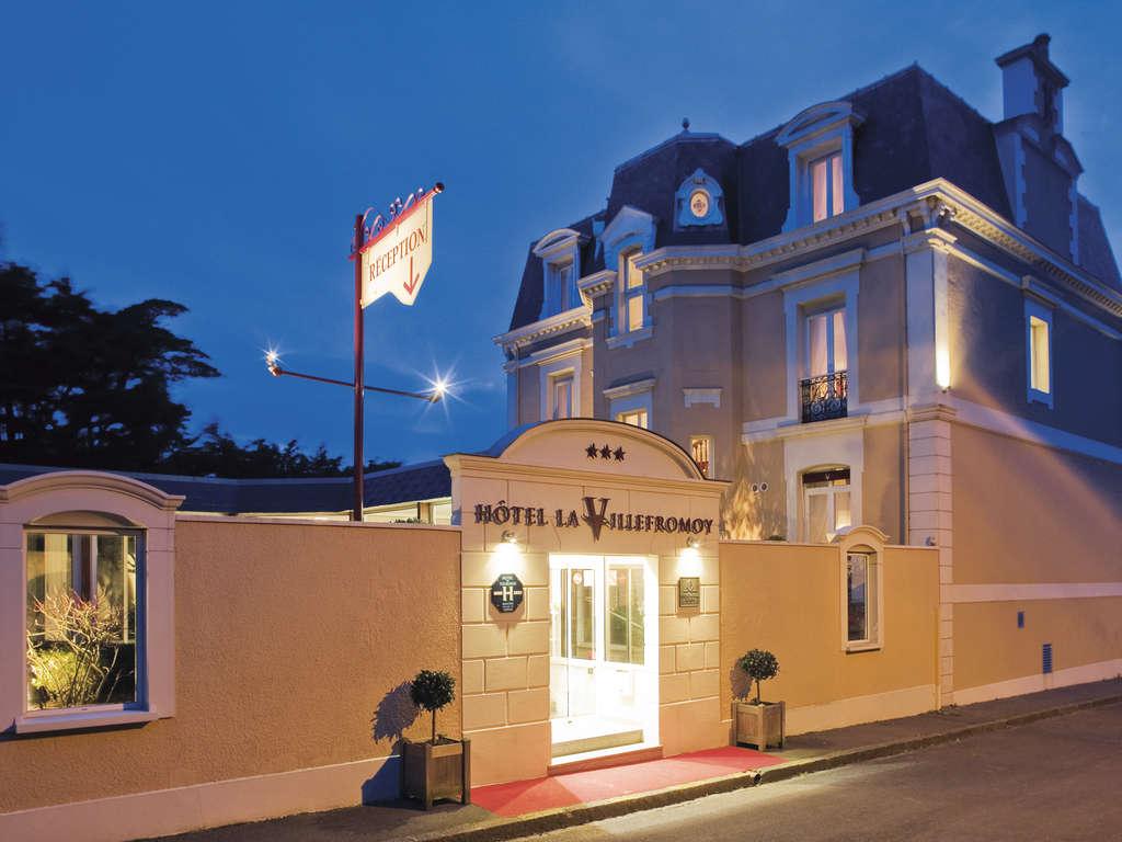 Séjour Ile-et-Vilaine - Escapade dans une demeure de caractère à Saint-Malo  - 4*