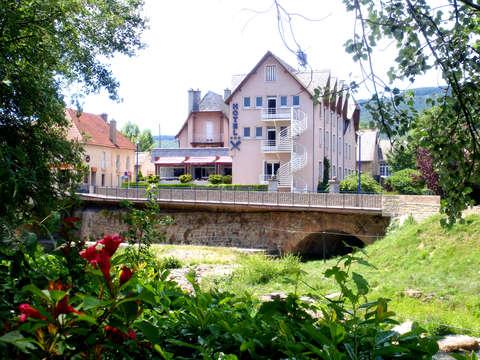 The Originals Boutique Hotel du Pont Roupt Mende Inter-Hotel
