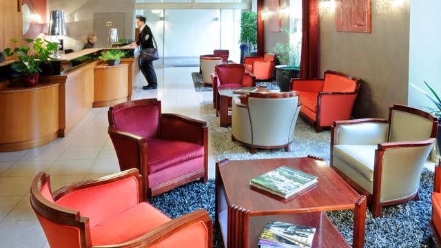 Best Western Poitiers Centre Le Grand Hotel - BW poitiers