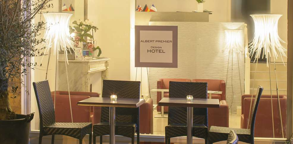 Hotel Albert Premier Paris