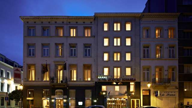 Leopold Hotel Brussel EU - Leopold