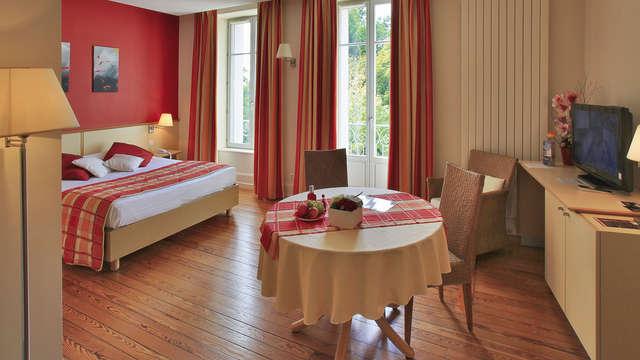 Hotel Residence les Sources - Luxeuil les Bains - Les Sources a