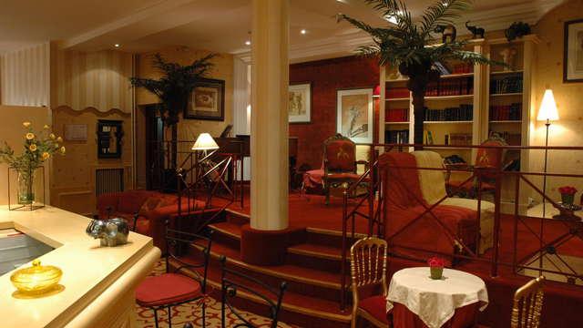 The Originals Boutique Hotel des Princes Chambery Inter-Hotel