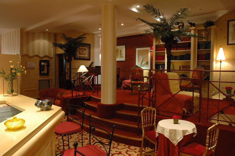 The Originals Boutique, Hôtel des Princes, Chambéry (Inter-Hotel) - 37.jpg