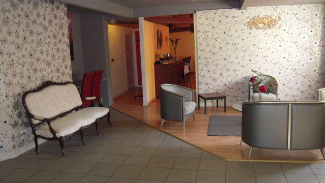 INTER-HOTEL Belfort Sud Le Louisiane - inter hotel le lousiane hall