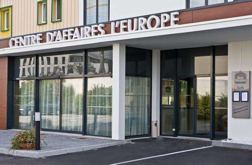 Best Western Europe Hôtel - Front