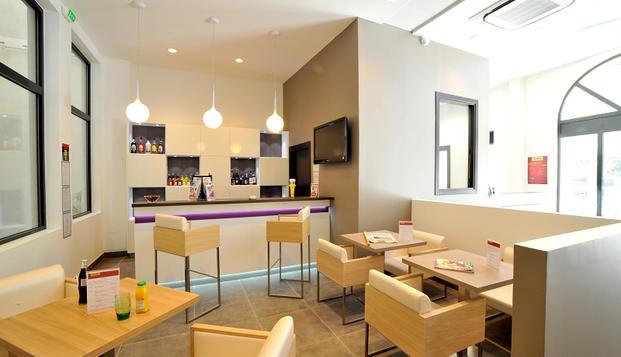 Hotel Marseille Charles - Les balladins Bar