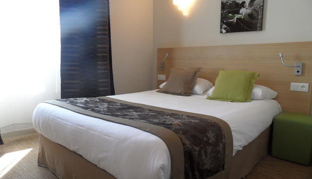 Hotel Marseille Charles - les balladins chambre double