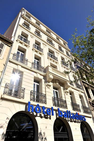 Hôtel Marseille Charles - Front