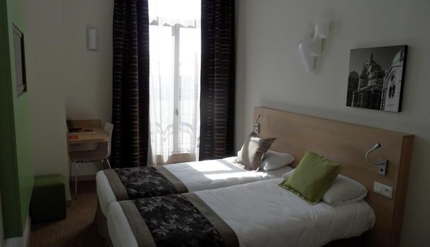 Hotel Marseille Charles - les balladins twins