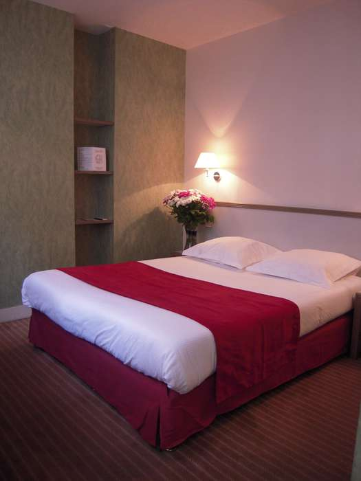 Atypik Hotel - Chambre doubble standard