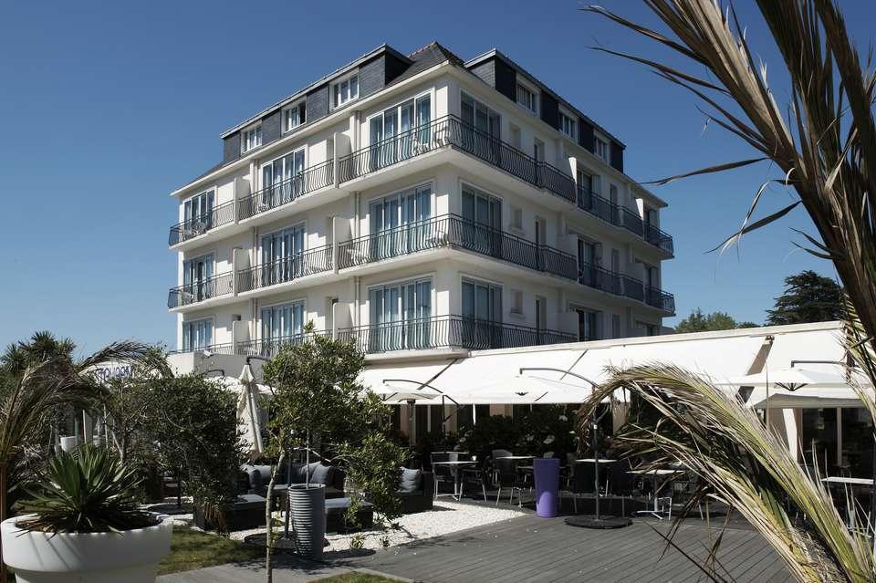 Kastel Wellness Hotel - Thalasso et Spa  - Façade