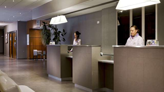 Timhotel Bd Berthier Paris XVII eme - Reception