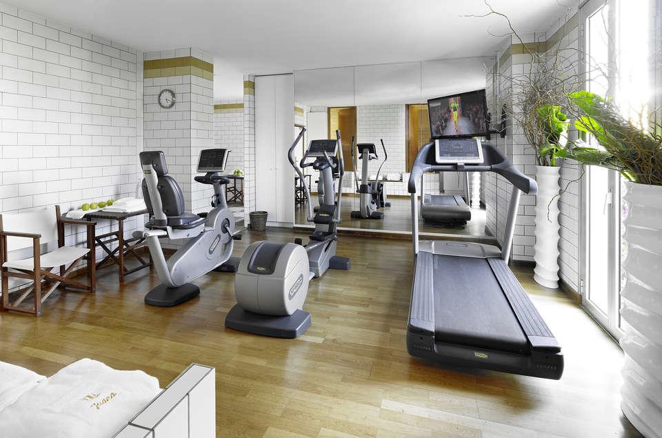 Hôtel Juana - Salle de fitness