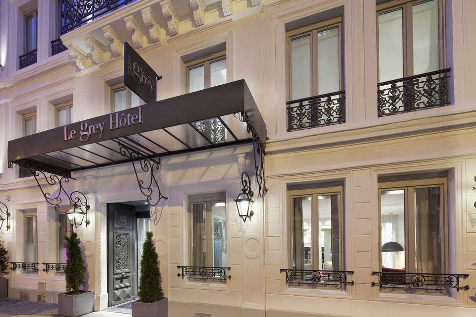 Le Grey Hôtel - Front