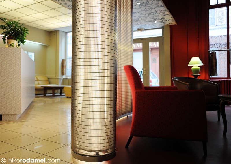 The Originals City, Hôtel Le Cheval Noir, Saint-Étienne (Inter-Hotel) - Reception