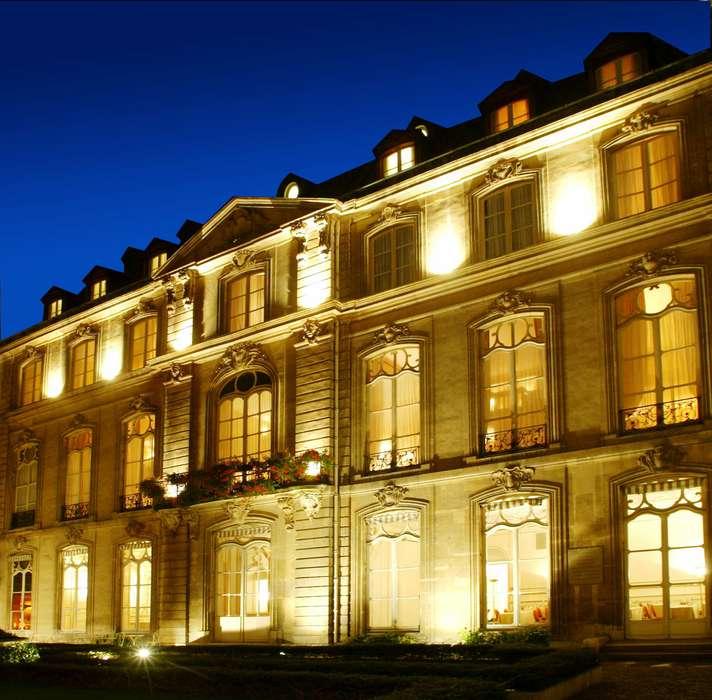 Saint James Albany Paris Hotel Spa - Front