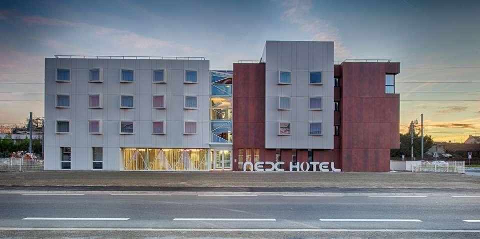 Le Nex Hotel - Vue de l'hôtel