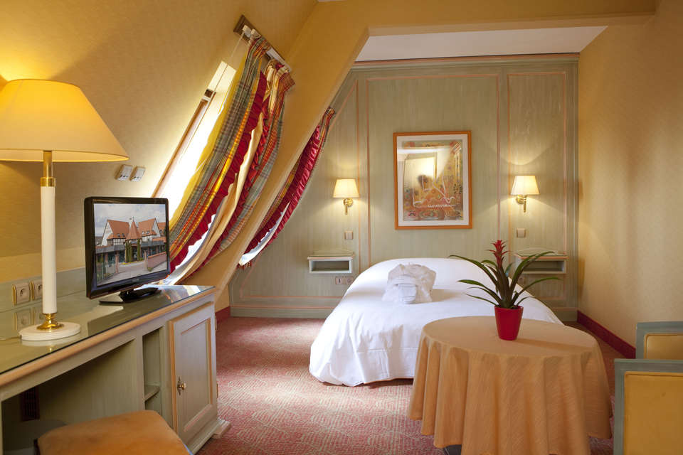 Hôtel l'Europe - Chambre tradition