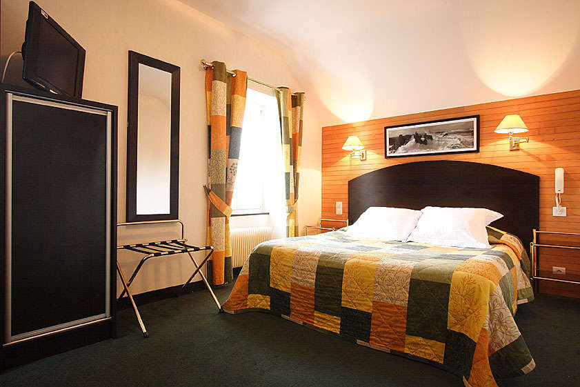 Armoric Hôtel  - Chambre standard