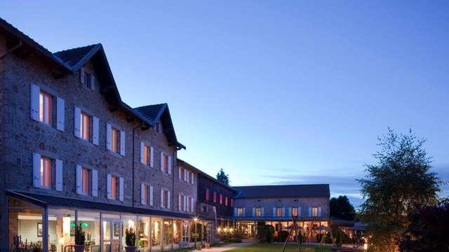 Week-end de charme aux portes de l'Ardèche