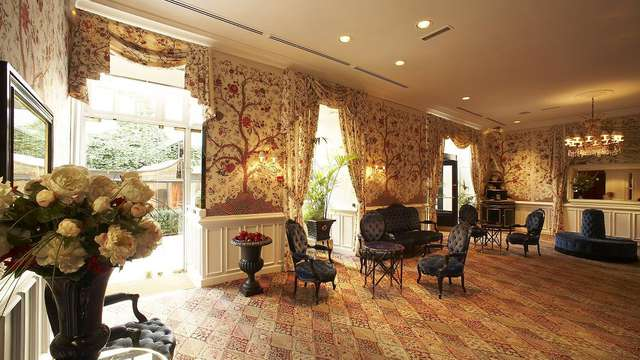 Grand Hotel de L Opera - Grand Hotel de l Opera Salon
