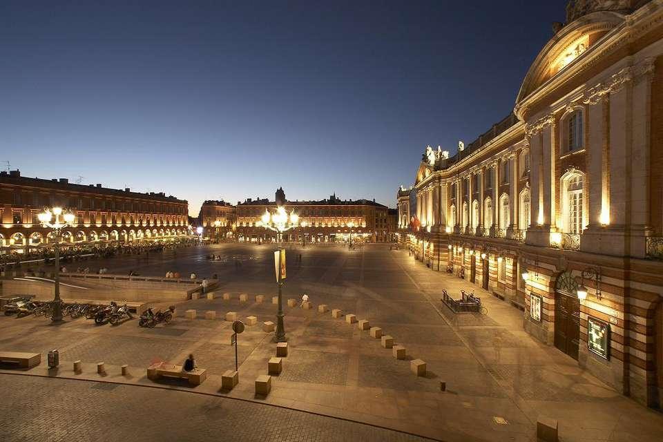Grand Hôtel de L'Opéra - Façade