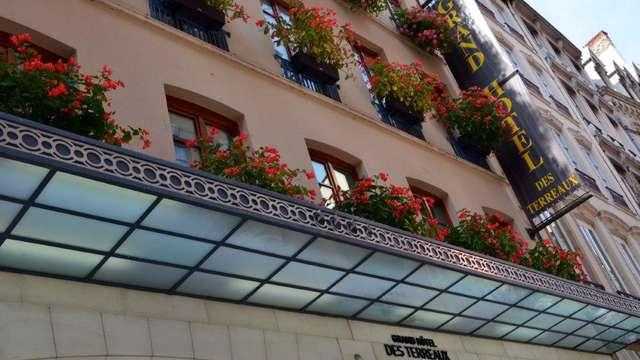 Grand Hotel des Terreaux - DSC