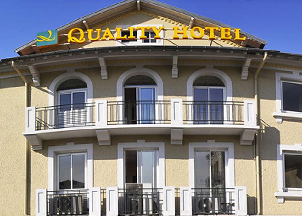 Quality Hotel Pau Centre Bosquet - Quality_Hotel_Pau_Centre_Bosquet_facade.jpg