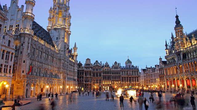 Leopold Hotel Brussel EU - Fotolia Subscription XXL