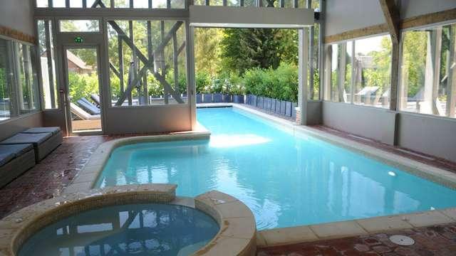 Accès au spa Nuxe Balnéo pour 2 adultes