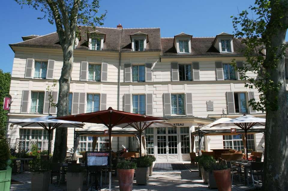 Mercure Relays du Château Rambouillet - Façade